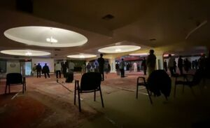 مراسم اولین شب قدر در کالیفرنیا آمریکا+ فیلم