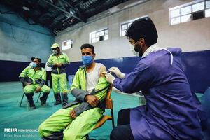 موج واکسنخواری در پایتخت شدیدتر از شمال و جنوب کشور