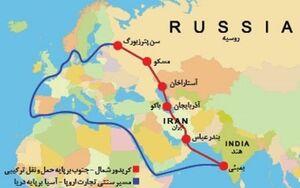 ایران جایگزین بهتری برای کانال سوئز دارد