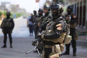 بازداشت ۱۰ داعشی توسط نیروهای امنیتی عراق