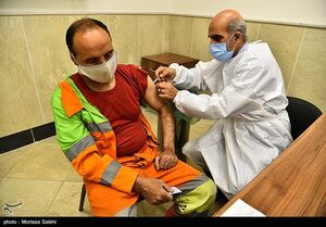 انتشار کدملی دریافت کنندگان واکسن کرونا
