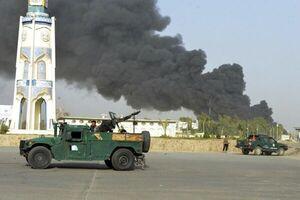 حمله راکتی به فرودگاه قندهار