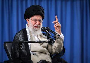 پخش زنده سخنرانی رهبر انقلاب از شبکههای مهم خبری