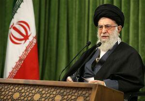 فیلم/پاسخ شهید سلیمانی به تهدید دشمن در بیانات رهبر انقلاب
