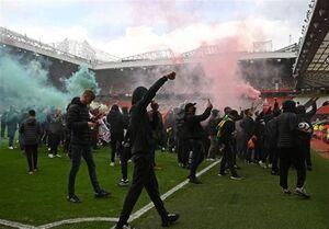 اغتشاش هواداران بازی منچستر - لیورپول را لغو کرد