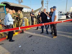 تلاش صهیونیستها برای یافتن عامل تیراندازی در جنوب نابلس