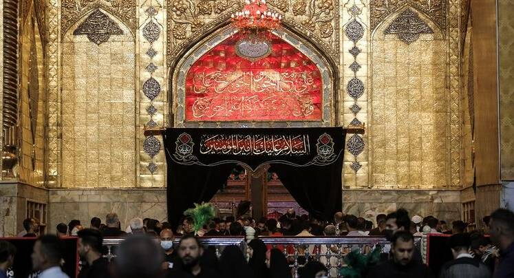 شب نوزدهم رمضان در اماکن مقدس عراق چگونه گذشت؟ +عکس و فیلم