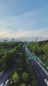 عکس/ تهران زیبا