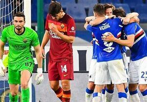 سری A| رم باخت و با سهمیه لیگ قهرمانان خداحافظی کرد