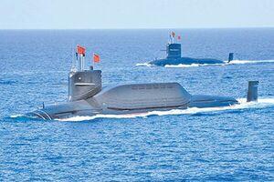 موشک بالستیک زیردریایی جدید چین میتواند آمریکا را هدف قرار دهد