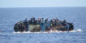 ۵۰ مهاجر در مجاورت سواحل لیبی غرق شدند