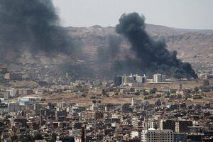 جنگندههای سعودی-آمریکایی مناطقی در خاک یمن را هدف گرفتند