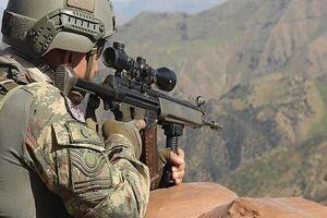 کشته شدن عضو ارشد «پکک» در تازه ترین عملیات کماندویی ارتش ترکیه - کراپشده