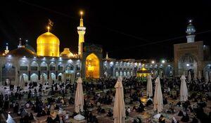 فیلم| روضه شب شهادت مولای متقیان حضرت علی(ع) از جوار حرم رضوی