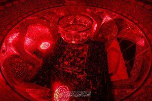 عکس/ حرم حضرت علی(ع) در شب قدر