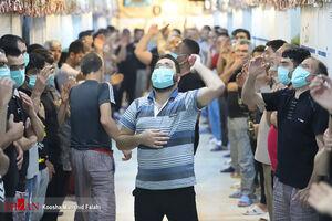 عکس/ مراسم احیا شب قدر در زندان اوین
