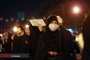 عکس/ مراسم احیا شب قدر در استانها