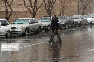 کاهش بیش از ۴۲ درصدی بارش های امسال