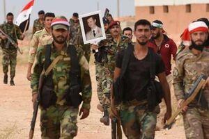 ۴۰۰ نفر از عشایر سوریه برای مبارزه با داعش مسلح شدند - کراپشده