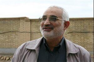 پدر سردار شهید، سیاح طاهری به فرزند شهیدش پیوست