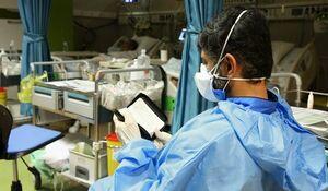 فیلم/ شب قدر کنار بیماران کرونایی یک بیمارستان