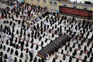 عکس/ اجتماع عزاداران امیرالمومنین علی(ع)