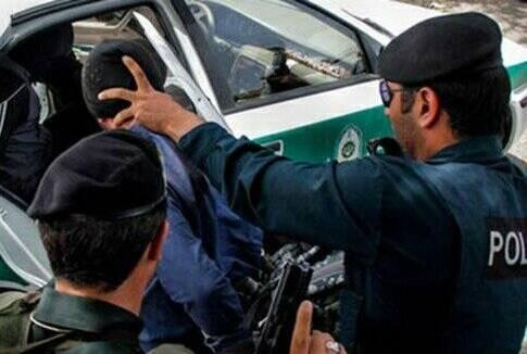 از پاتک پلیس تهران به دخمه زورگیران تا دستگیری ضاربان فراری