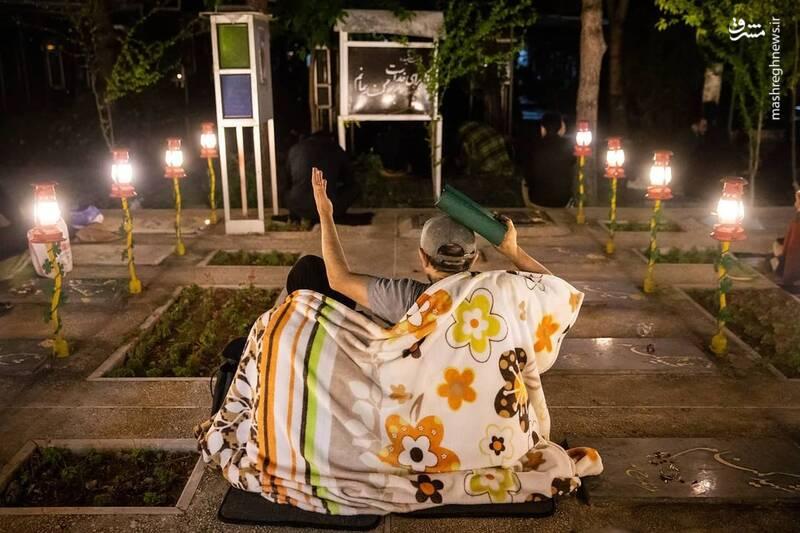 قالیباف: برای ایران عافیت و برکت بخواهید