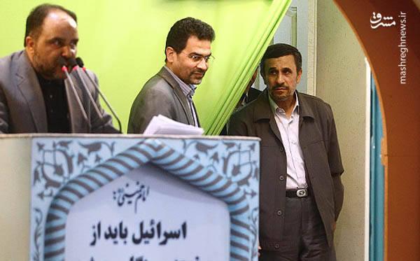 طرح احمدینژاد برای سرکوب و بازداشت گسترده معترضان انتخابات ۸۸/  آیا همه نظرات احمدینژاد به نظر رهبر انقلاب نزدیک بود؟