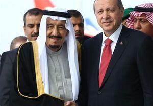 گفتوگوی تلفنی اردوغان با شاه سعودی