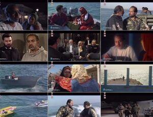 """دیپلماسی و میدان در """" موج مرده""""+ فیلم"""