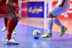 تصمیم عجیب فدراسیون فوتبال برای فوتسال