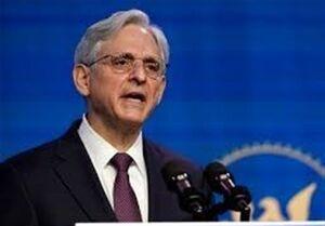 هشدار دادستان کل آمریکا درباره تهدید تروریسم داخلی