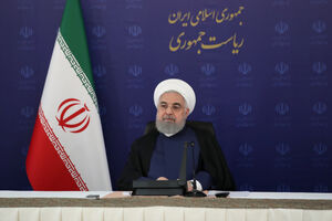 سال ۹۹ یکی از سختترین سالهای تاریخ ایران بود/ به مردم اعلام میکنم تحریم شکسته شد