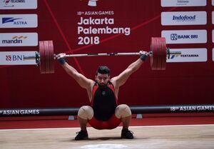 پرامیدترین وزنهبردار المپیک را از دست میدهد؟