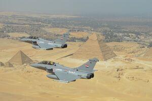 مصر۳۰ فروند رافال سفارش داد+عکس