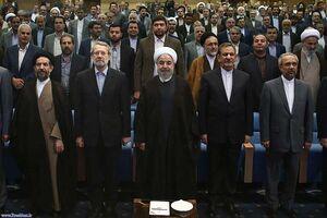 روحانی دوباره وعده «شکستن تحریم» داد /چرا اعتدالیون از واگذاری قدرت هراسان هستند؟