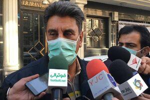 دولتمردان نظام به کمک  فدراسیون فوتبال بیایند
