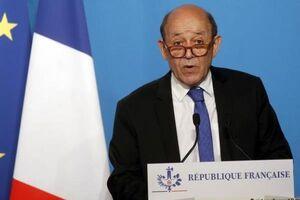 سفر وزیر خارجه فرانسه به لبنان با هدف حل بحران تشکیل کابینه