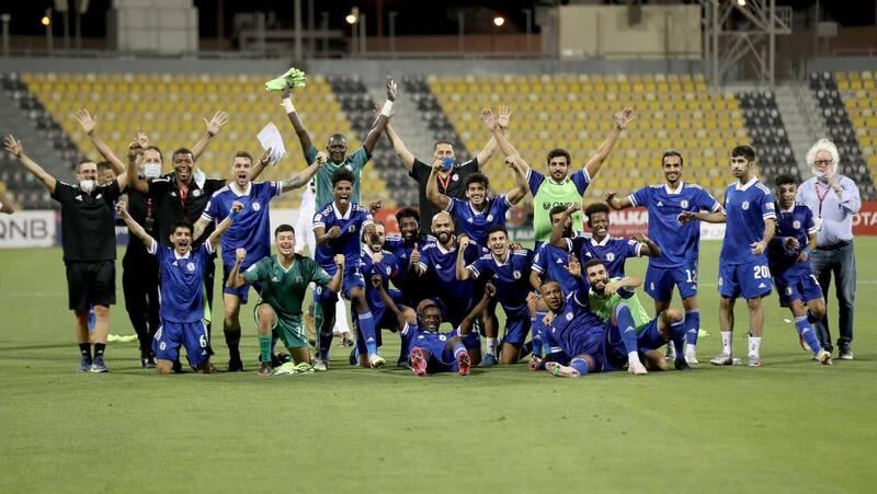 شفر ناجی تیم قطری