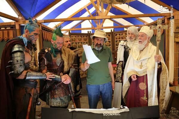 نبردهای امام علی(ع) در سریال سلمان به تصویر کشیده میشود