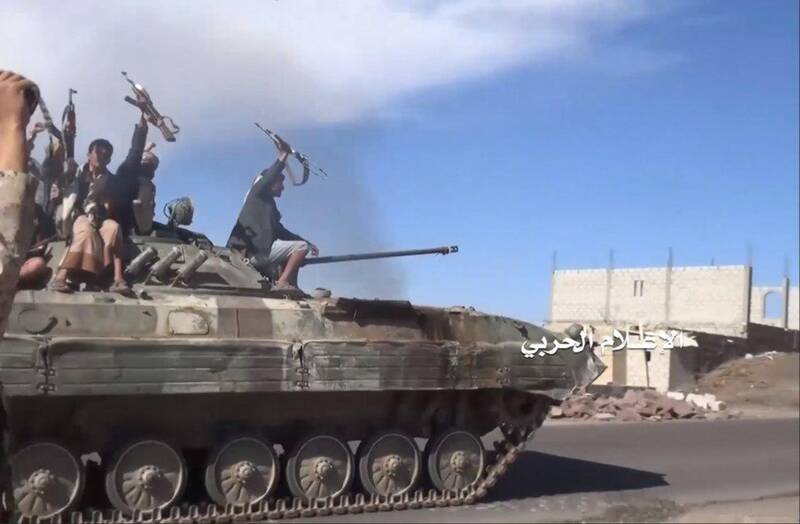رونمایی ریاض از عناصر تروریستی داعش و القاعده در حومه غربی شهر مارب/ جزئیات سیلی محکم رزمندگان یمنی به مزدوران تازهنفس رژیم سعودی+ نقشه میدانی و عکس