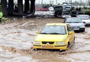 هشدار سیلاب ناگهانی و برقگرفتگی در ۱۲ استان