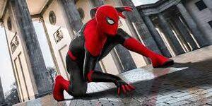مرد عنکبوتی در دنیای واقعی!+ فیلم
