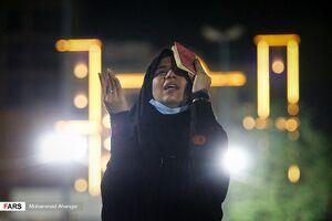 عکس/ احیای شب بیستوسوم در سراسر ایران