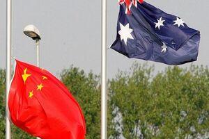 تعلیق گفتگوهای تجاری بین چین و استرالیا