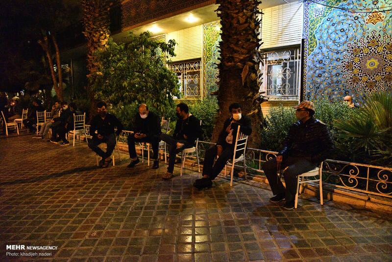ندر خون در شب قدر-اصفهان