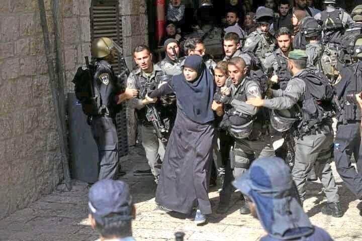 جنایت بی پایان رژیم اشغالگر تا هشدار حماس به رژیم صهیونیستی/ واکنش ها به مناسبت روز جهانی قدس +عکس و فیلم