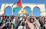 از جنایت بی پایان رژیم اشغالگر تا هشدار حماس به رژیم صهیونیستی/ واکنش ها به مناسبت روز جهانی قدس +عکس و فیلم