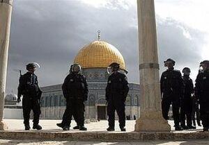 تدابیر امنیتی شدید رژیم صهیونیستی در روز جهانی قدس در قدس اشغالی